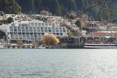 Crowne Plaza Hotel in Queenstown