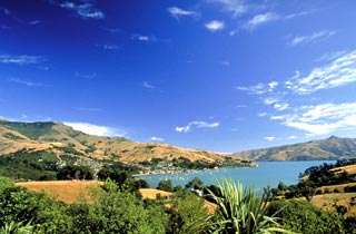 Akaroa & Harbour