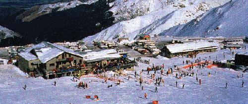 Ski Mt Hutt
