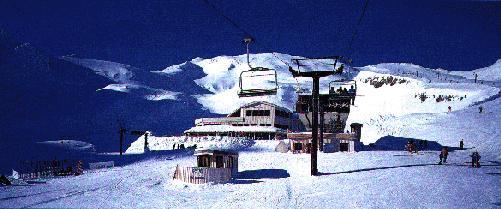 Ski Mt Ruapehu