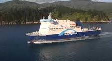 Bluebridge ferry - The Straitsman