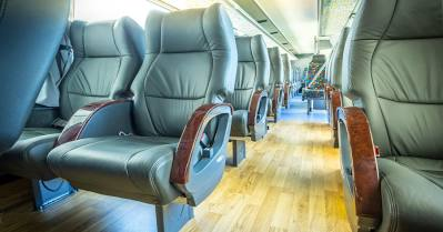 InterCity Coach Interior