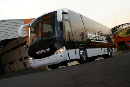 Naked Bus New Coach